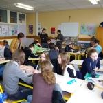 Edition 2011 au collège Sacré Coeur de La Roche-sur-Yon (85)